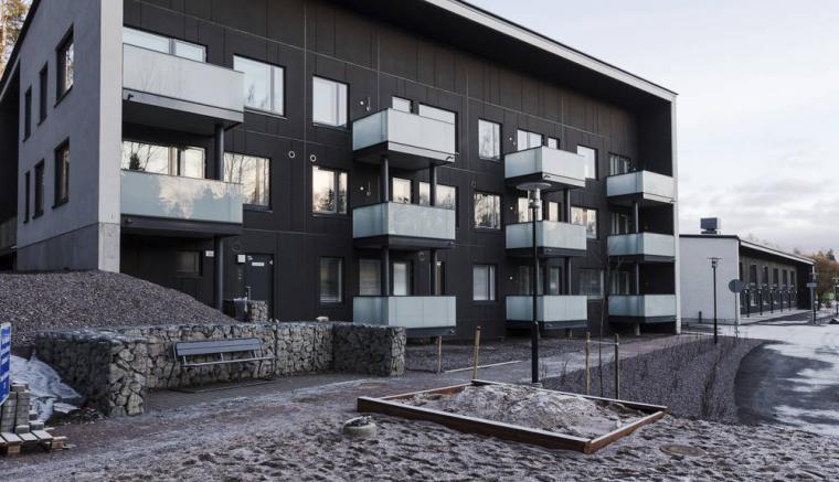 Helsingin Kaupungin Vuokra-Asunnot Kontula