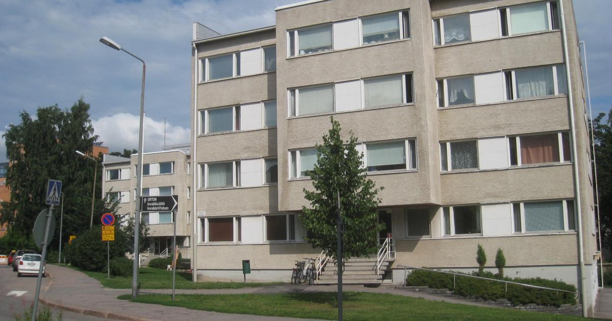 Helsinki Kaupungin Asunnot